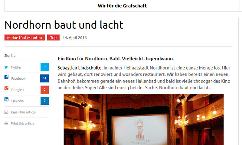 Screenshot: EVN.de
