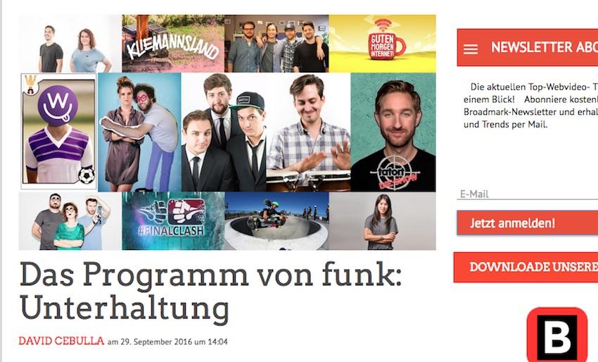 Screenshot: broadmark.de