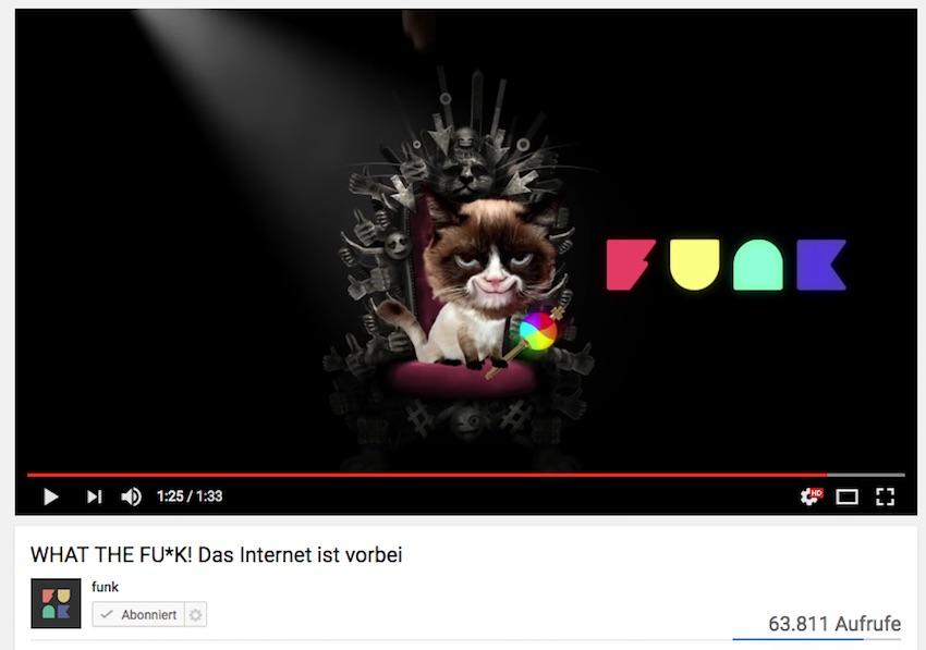 Screenshot: Youtube