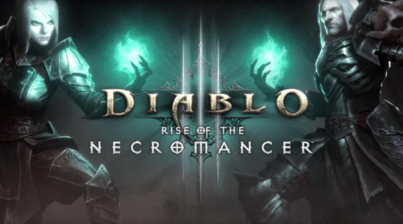 Diablo 3: Rise of the Necromance. Screenshot: Youtube