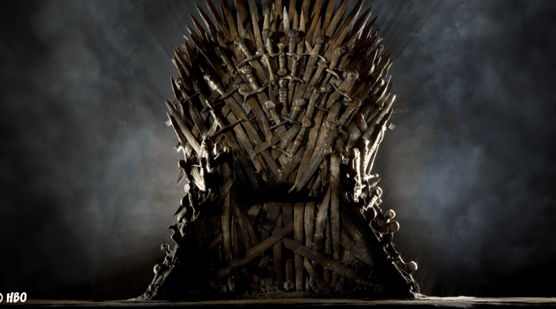 Iron Throne. (c) HBO