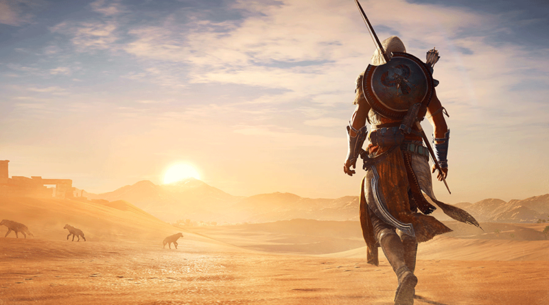 (c) Ubisoft: Assassin's Creed Origins