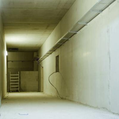 Der Projektoren-Bereich im Kino Nordhorn. 1/2 (c) Sebastian Lindschulte