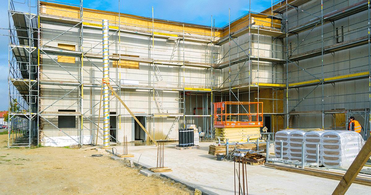 Baustellentagebuch: UCI Kinowelt Nordhorn - Teil 1