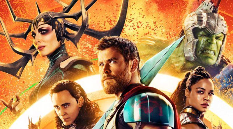 (c) Thor: Tag der Entscheidung / Marvel Entertainment