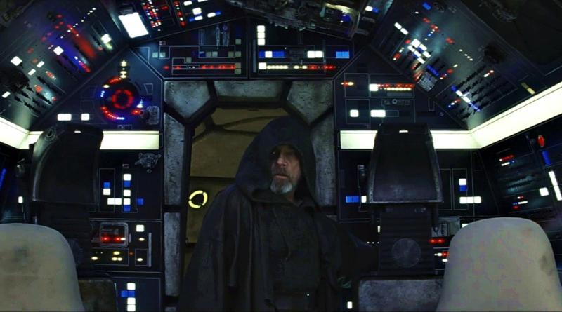 """Luke Skywalker in """"The Last Jedi"""". (c) Lucasfilm Ltd."""
