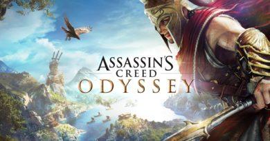 Assassin's Creed Odyssey ist ein großer Schritt zu einem großen RPG.